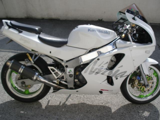 Modèle 95/97 full blanc 263501zx6rmars20117