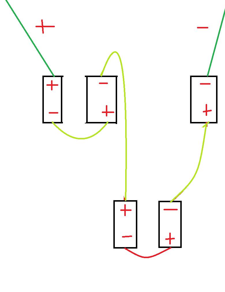 Esky - Radio esky 6ch led rouge ne s'allume plus 263584circuitradio