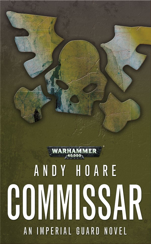Commissar d'Andy Hoare 264151commissar