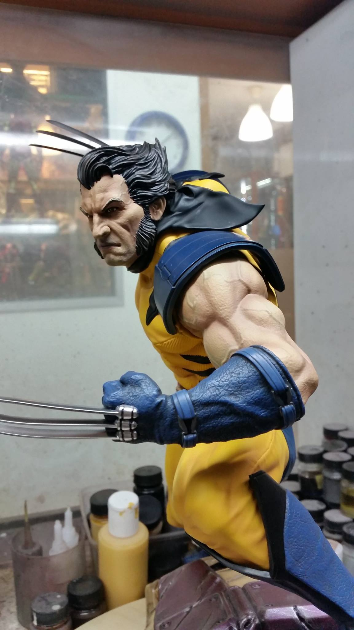 Premium Collectibles : Wolverine - Comics Version - Page 2 264592105116641417109121843116286511968617763312o