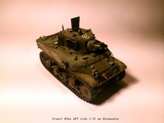 stuart M5A1 (afv au 1/35)normandie 264961003