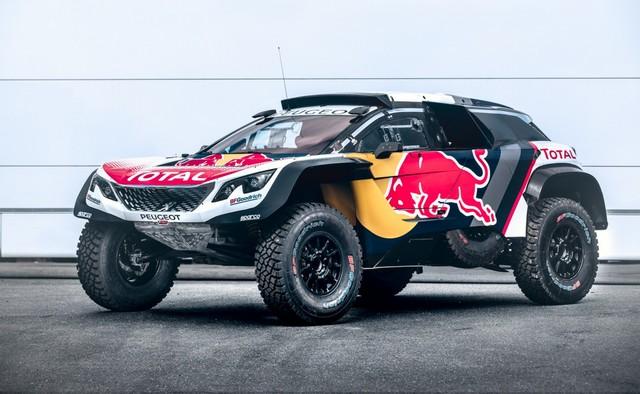« Maximum Attact » Pour Peugeot, Avec Le Lancement De La 3008DKR MAXI 26586259529a3fd23ad