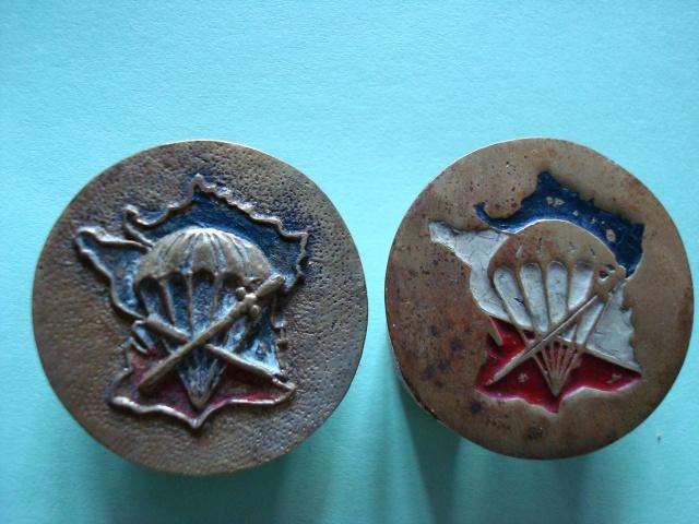 LES INSIGNES DU BATAILLON DE CHOC 1943/1963. 266368N6insignes910