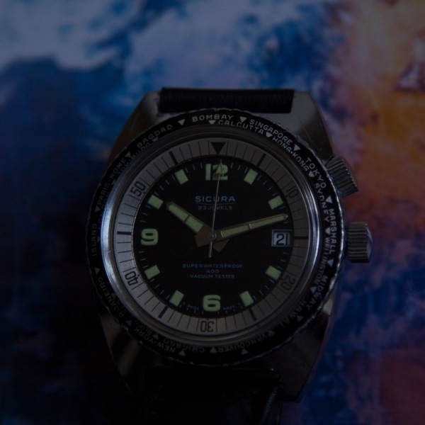 SICURA G.M.T 266405MG4643