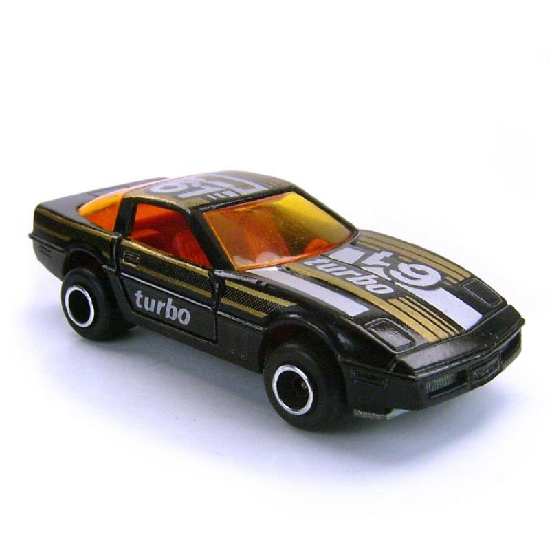 N°268 Chevrolet Corvette 2666872811
