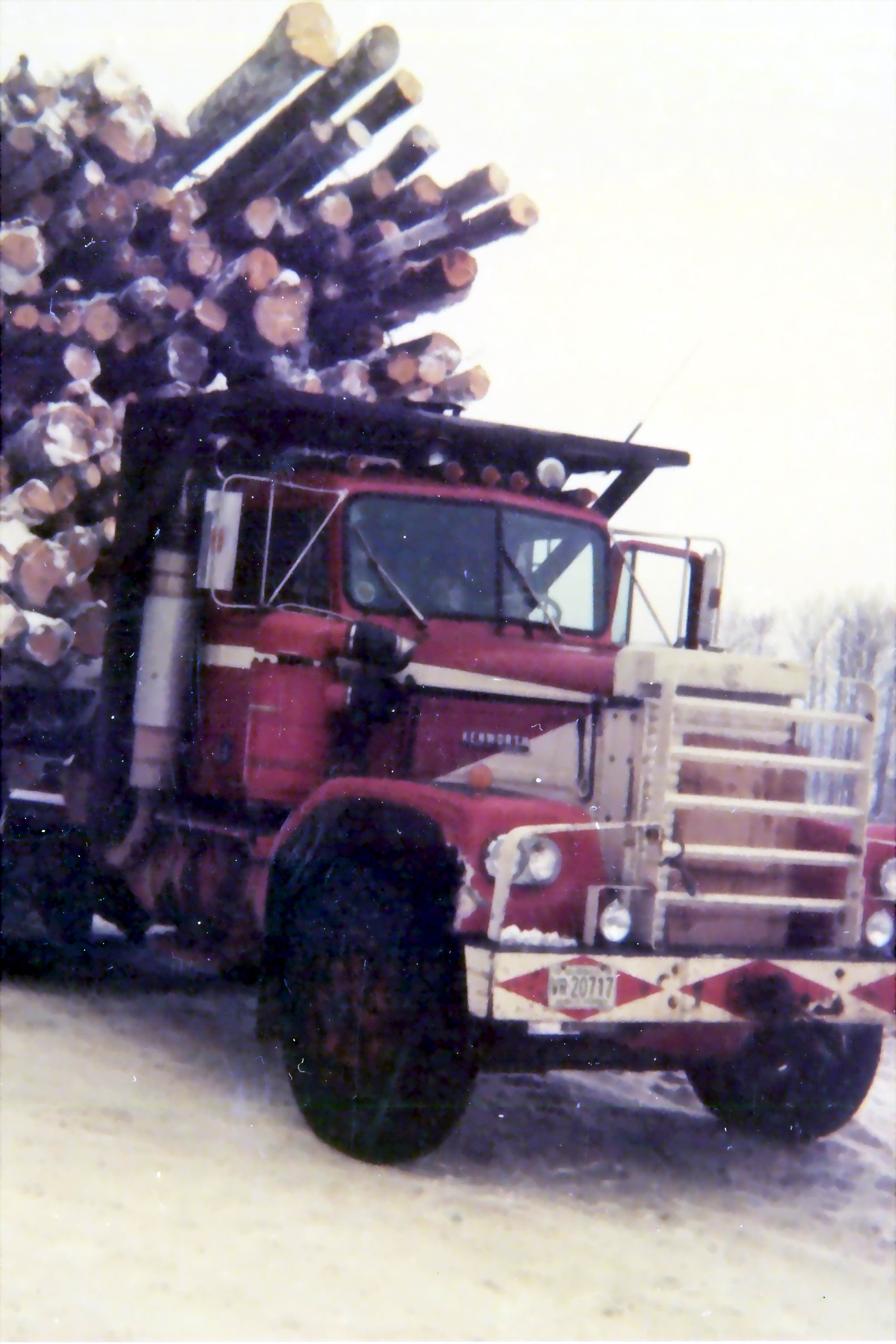 1975 Peterbilt cabover 1-25 - Page 2 266982CaseyCamiondePapa1970