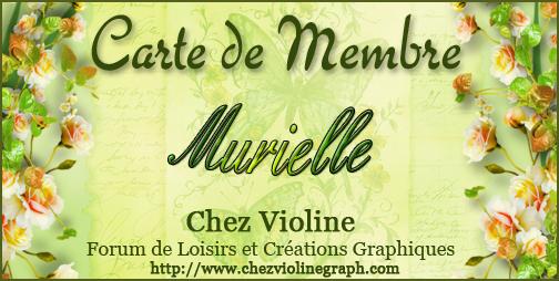 Carte de membre - Page 6 267395Murielle