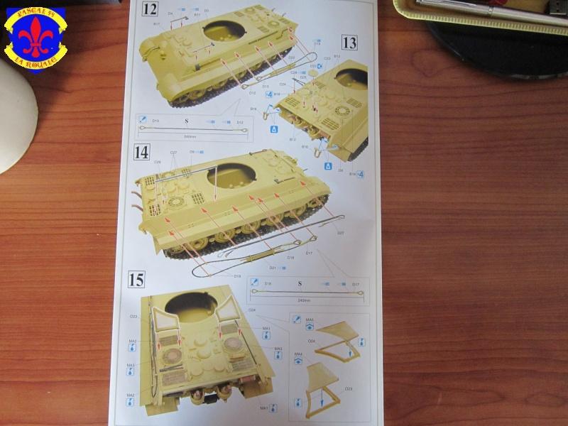 SD.KFZ.182 King Tiger a tourelle Henschel 267498IMG0524L