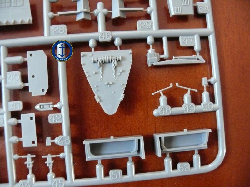 JMSDF LST Osumi 1/700 (Tamiya) 268548P1080424