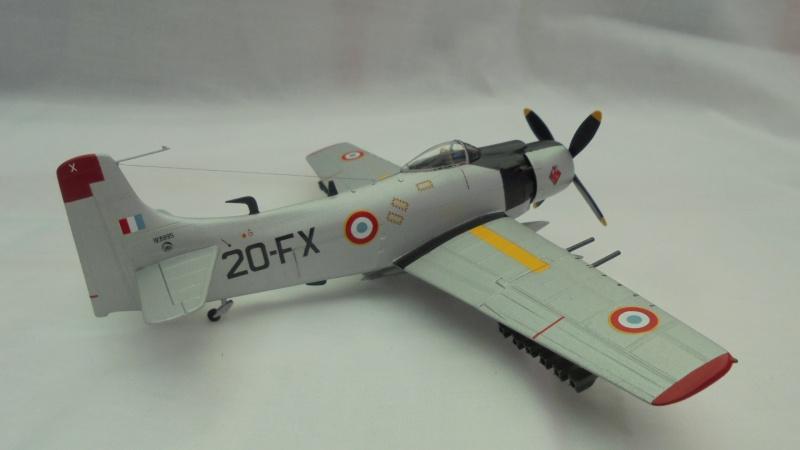 DOUGLAS A1 SKYRAIDER Armée de l'air 268985DSC04579