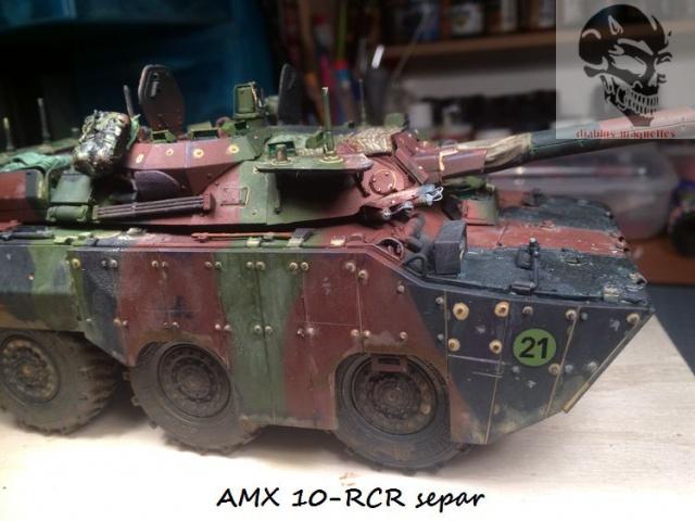AMX 10 RCR SEPAR maquette Tiger Model 1/35 - Page 2 271326IMG3825