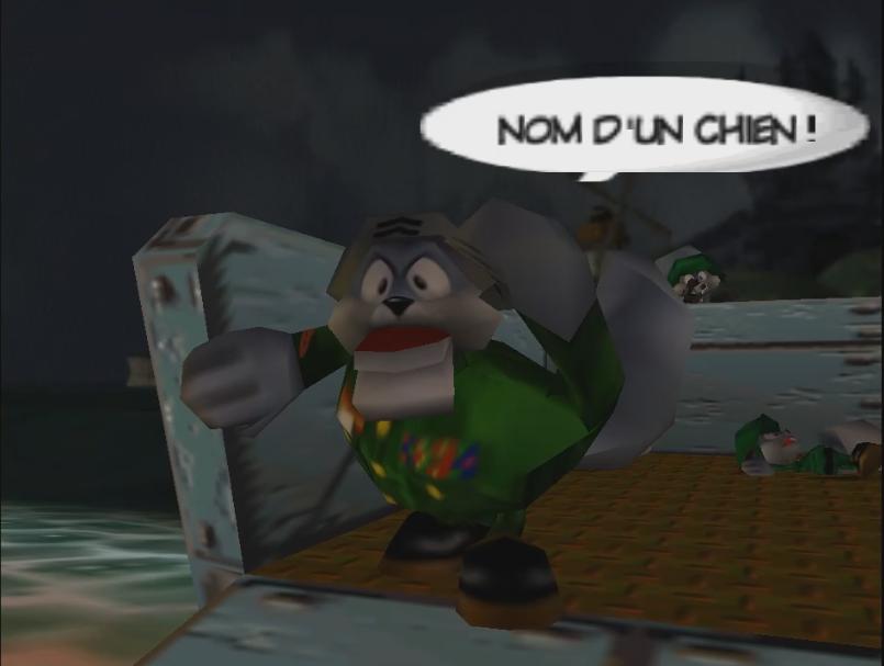 [N64] Conker's Bad Fur Day : traduction FR 271420Conker7