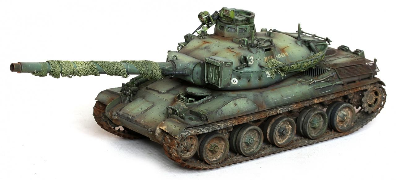 AMX 30 heller 1/35 273283AMX30wb17