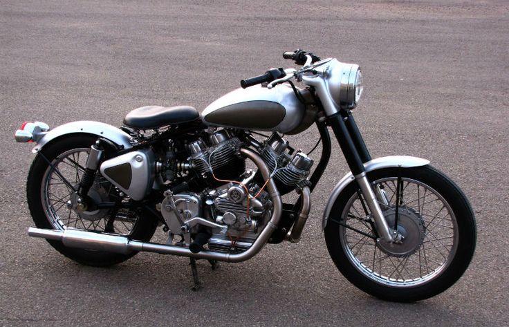 Royal Enfield bicylindre,bientot en série? 27419920mu