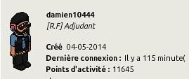 [P.N] Rapports d'activités de damien10444 - Page 3 274238Connexion