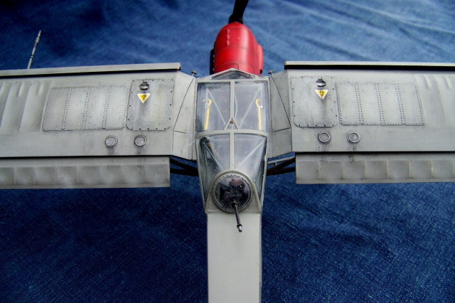Fiesseler F156 C Storch 1/35 Tristar - Page 2 2762421005370