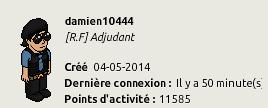 [P.N] Rapports d'activités de damien10444 - Page 3 276700Connexion