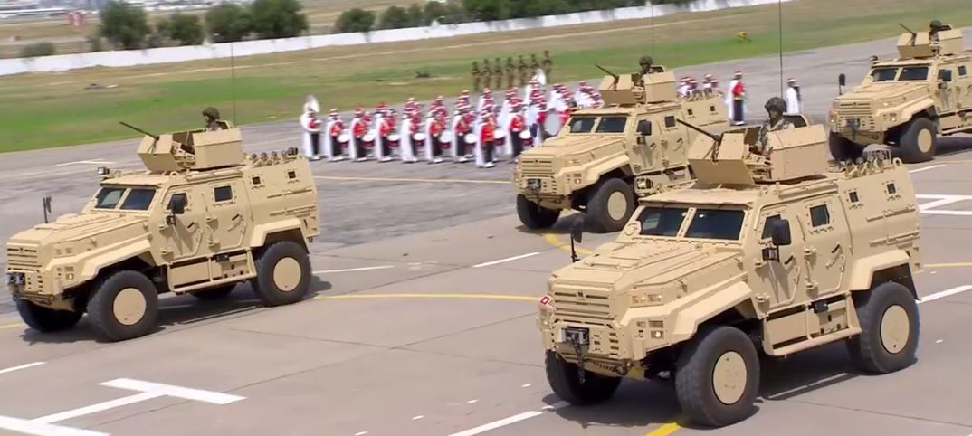 Armée Tunisienne / Tunisian Armed Forces / القوات المسلحة التونسية - Page 11 277282ejder