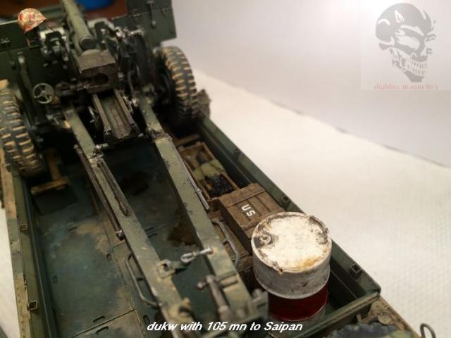 Duck gmc,avec canon de 105mn,a Saipan - Page 3 278710IMG4493