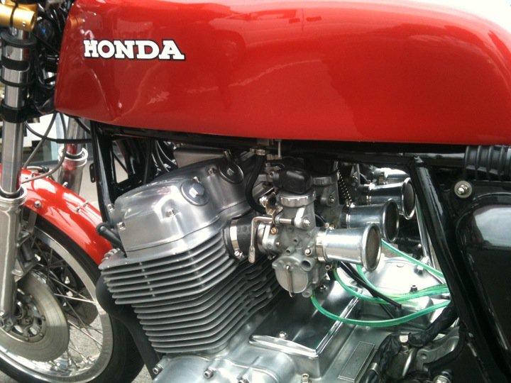 Honda cb 750 four cafe racer 281134cb750four2
