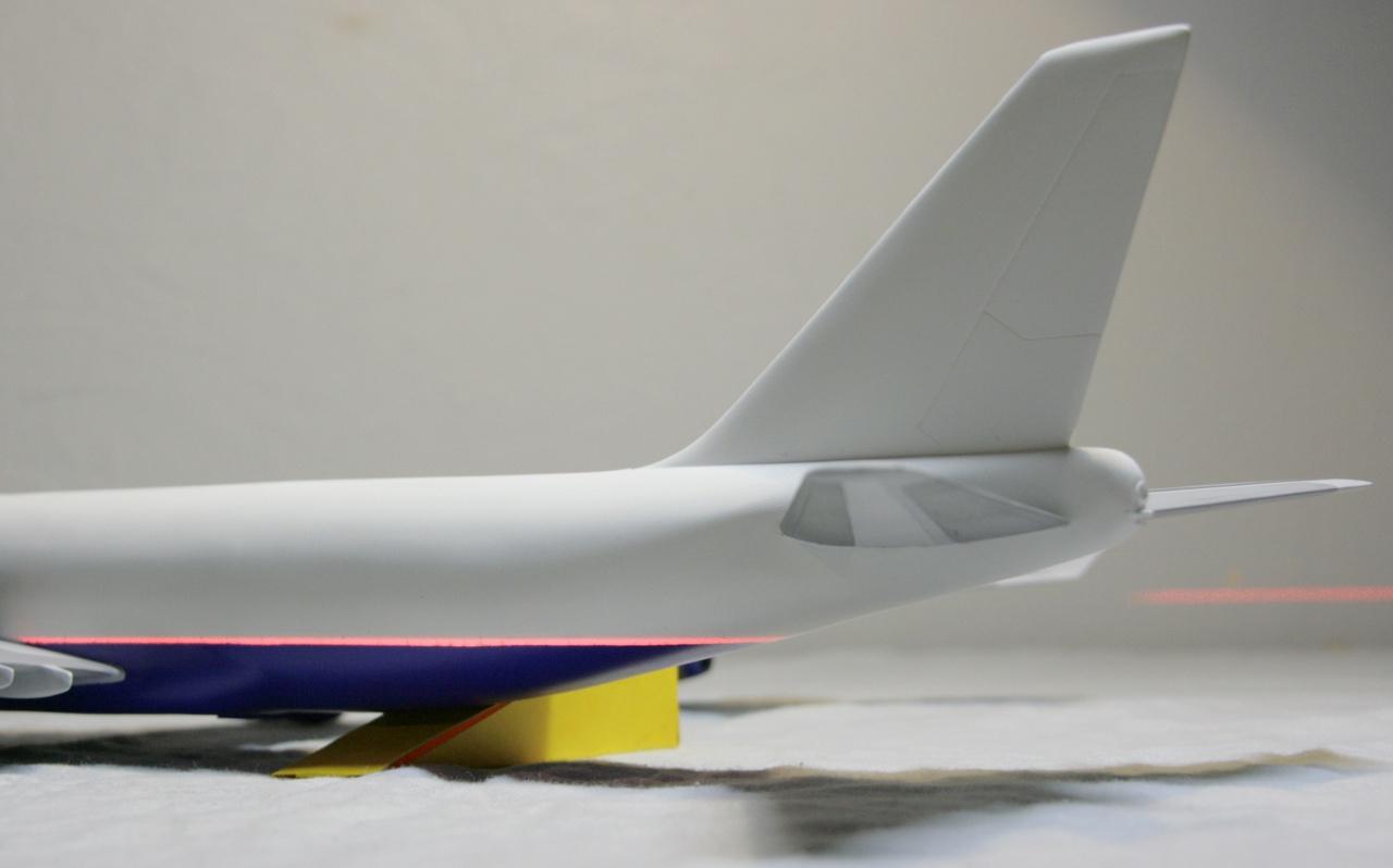 Boeing 747-4F British Airways revell 1/144 281191MG1029
