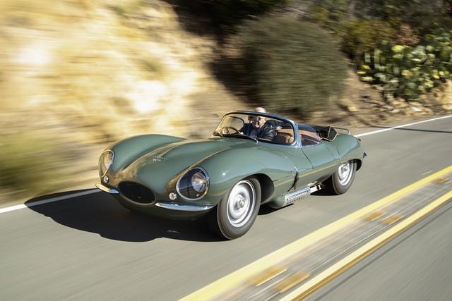 La « Nouvelle Jaguar XKSS D'origine » Dévoilée À Los Angeles  281307jaguarxkssla104