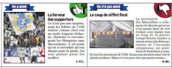 SUPPORTERS ...ALLEZ L'OM - Page 5 282331978e