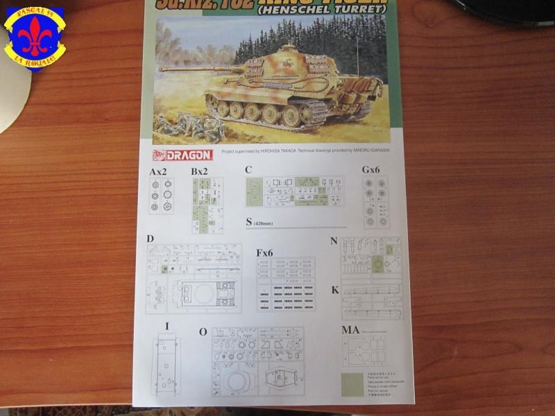 SD.KFZ.182 King Tiger a tourelle Henschel 282411IMG0520L