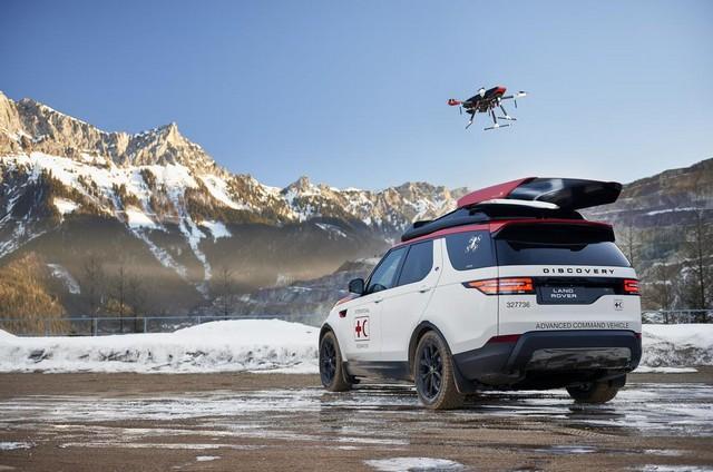 Project Hero, une version unique du nouveau Land Rover Discovery pour la Croix Rouge autrichienne  282901image6