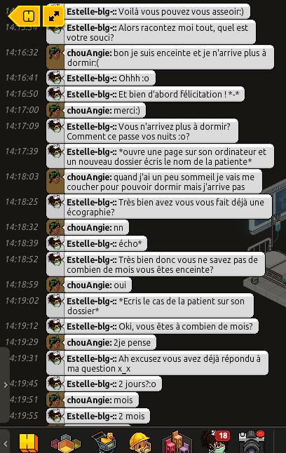 [C.H.U.] Rapport d'action RP de Estelle-blg-: - Infirmière - Page 5 283123Capturedcran3596