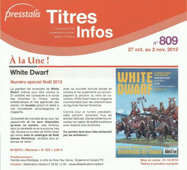 [Magazine] White Dwarf (nouvelle formule) - Page 4 283243WD1112