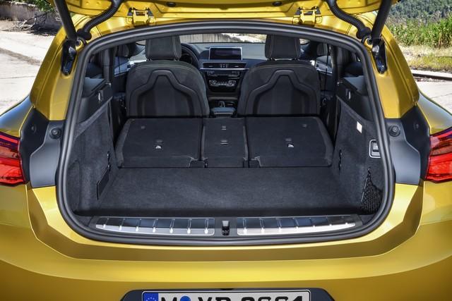 La nouvelle BMW X2 Silhouette élégante, dynamique exceptionnelle 284289P90278955highResthebrandnewbmwx2