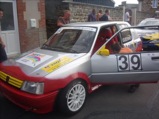 32è Rallye Tessy sur Vire Gouvets 2013 (vérifications techniques)  284308Aug3111