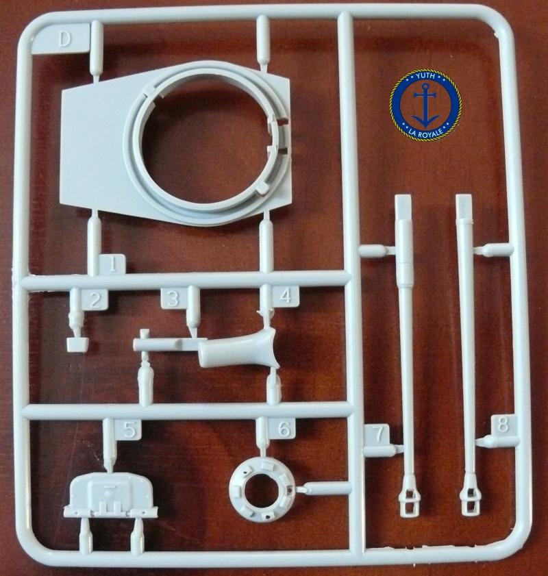 """Konigstiger """"porsche turret"""" 1/72 Trumpeter 284806P1080405"""