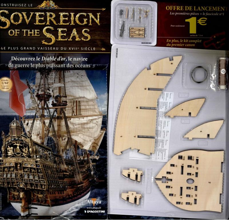 Sovereign of the Seas  285494Photodeprsentationdufascicule