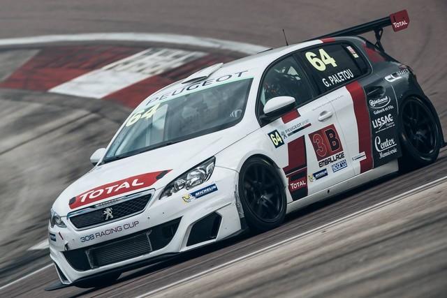 La Peugeot 308 Racing Cup Se Joue Des Conditions ! 28571919577284