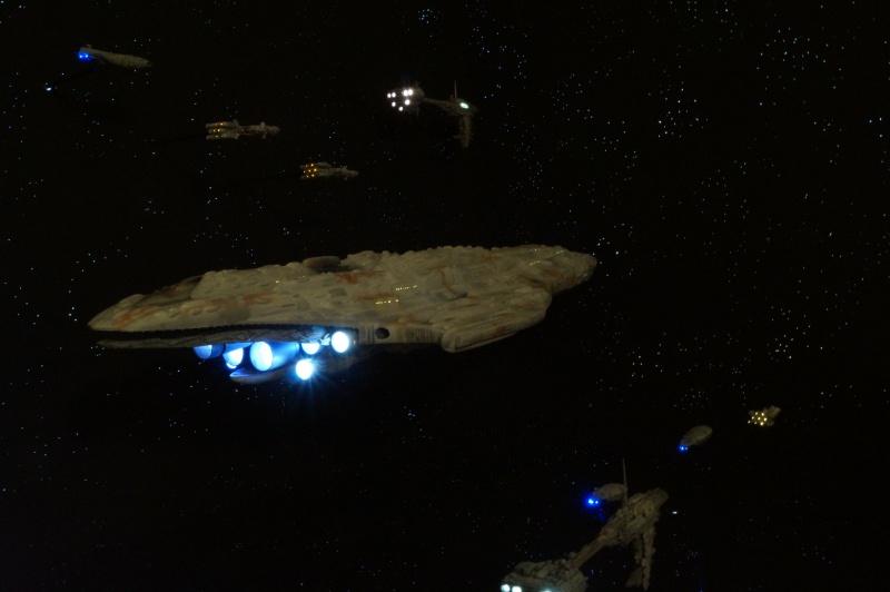 STAR WARS : Diorama Flotte rebelle - Page 6 286781DSC01268