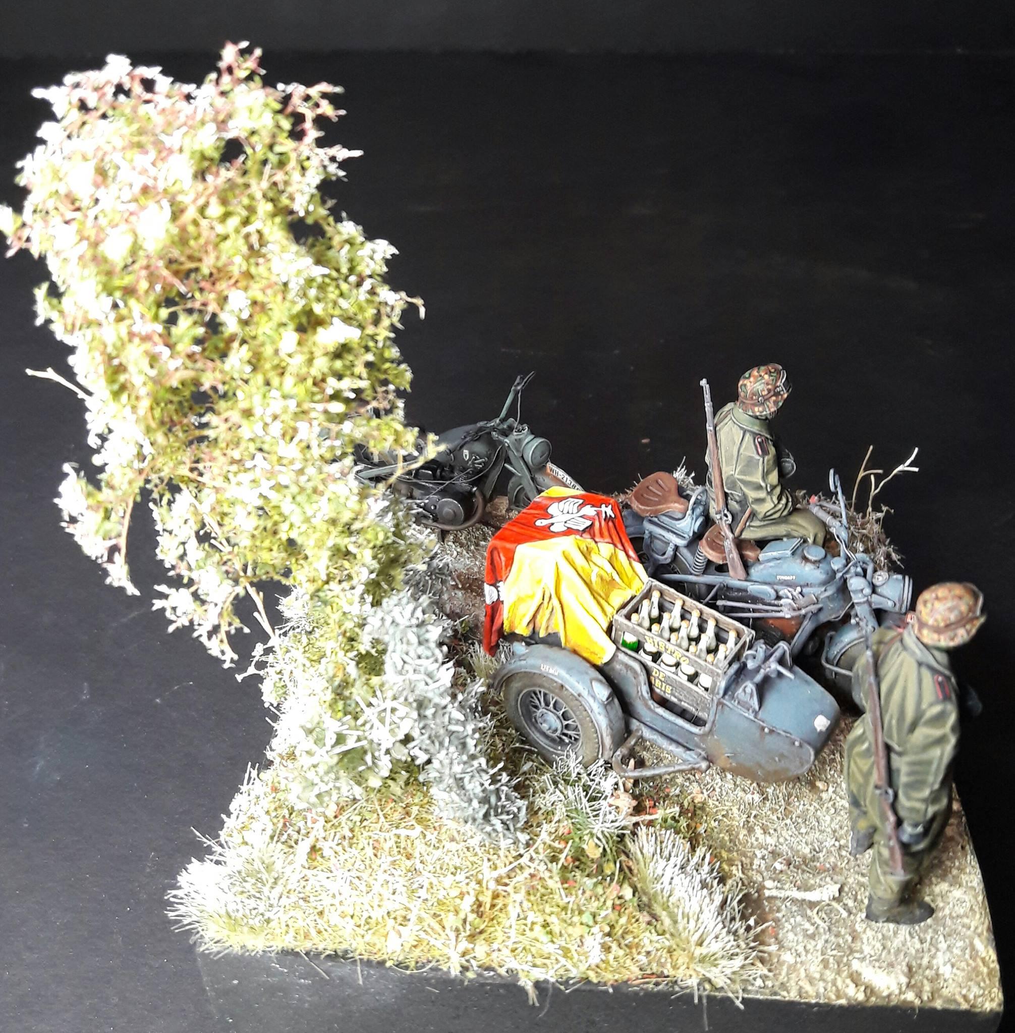 Zündapp KS750 - Sidecar - Great Wall Hobby + figurines Alpine - 1/35 - Page 5 286962201486511021180584975622916404219o