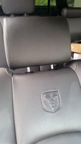 Installation DVD Appuie-tête Dodge Ram 1500 2878844