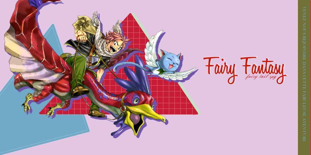 Fairy Tail Fantasy Fans
