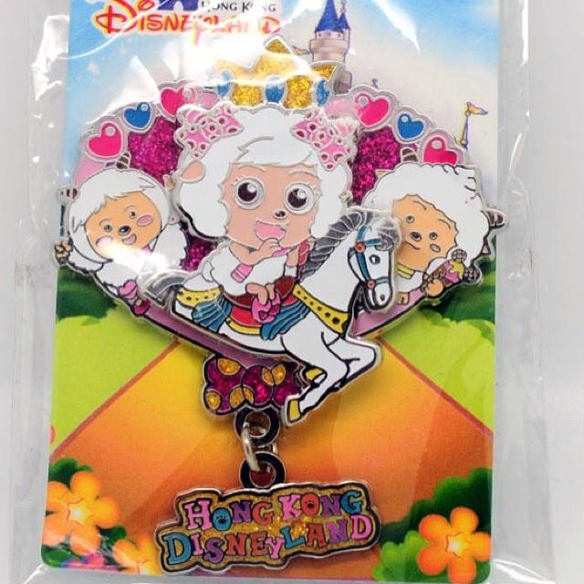 "(merchandising) ""The Pleasant Goat and Big Big Wolf"" arrive à Hong Kong Disneyland 288843pg1"