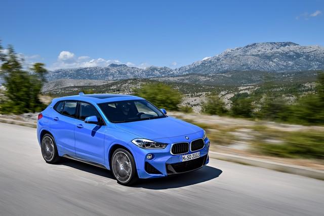 La nouvelle BMW X2 Silhouette élégante, dynamique exceptionnelle 288959P90278946highResthebrandnewbmwx2