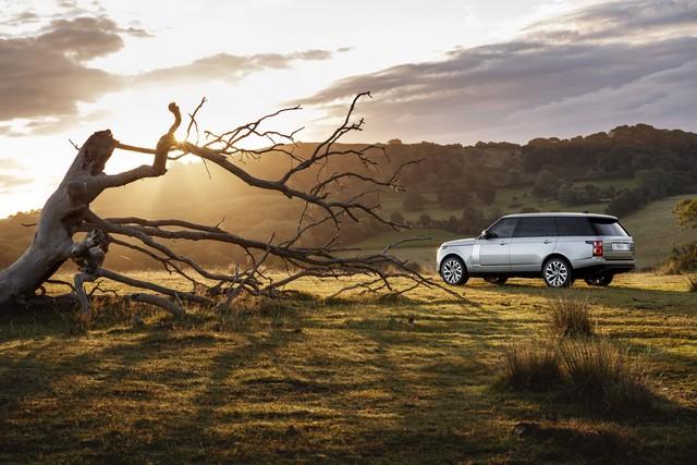 Le Nouveau Range Rover intègre dans sa gamme une motorisation essence hybride rechargeable 289076rr18myphevlwbstatic10101701