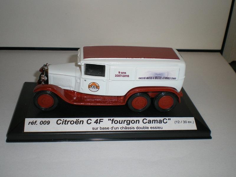 Citroën Fourgons et voitures de livraison C4 290112IMGP0123