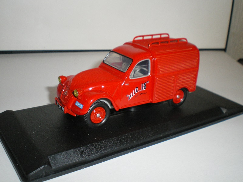 2cv pompier Eligor 290853IMGP0282