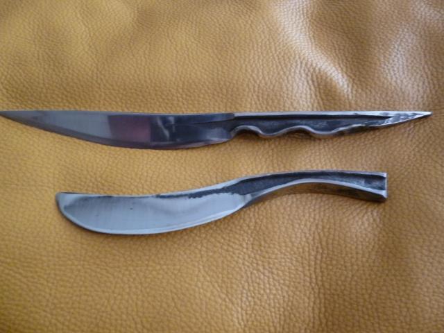 Couteaux forgé et autres 291235P1040024