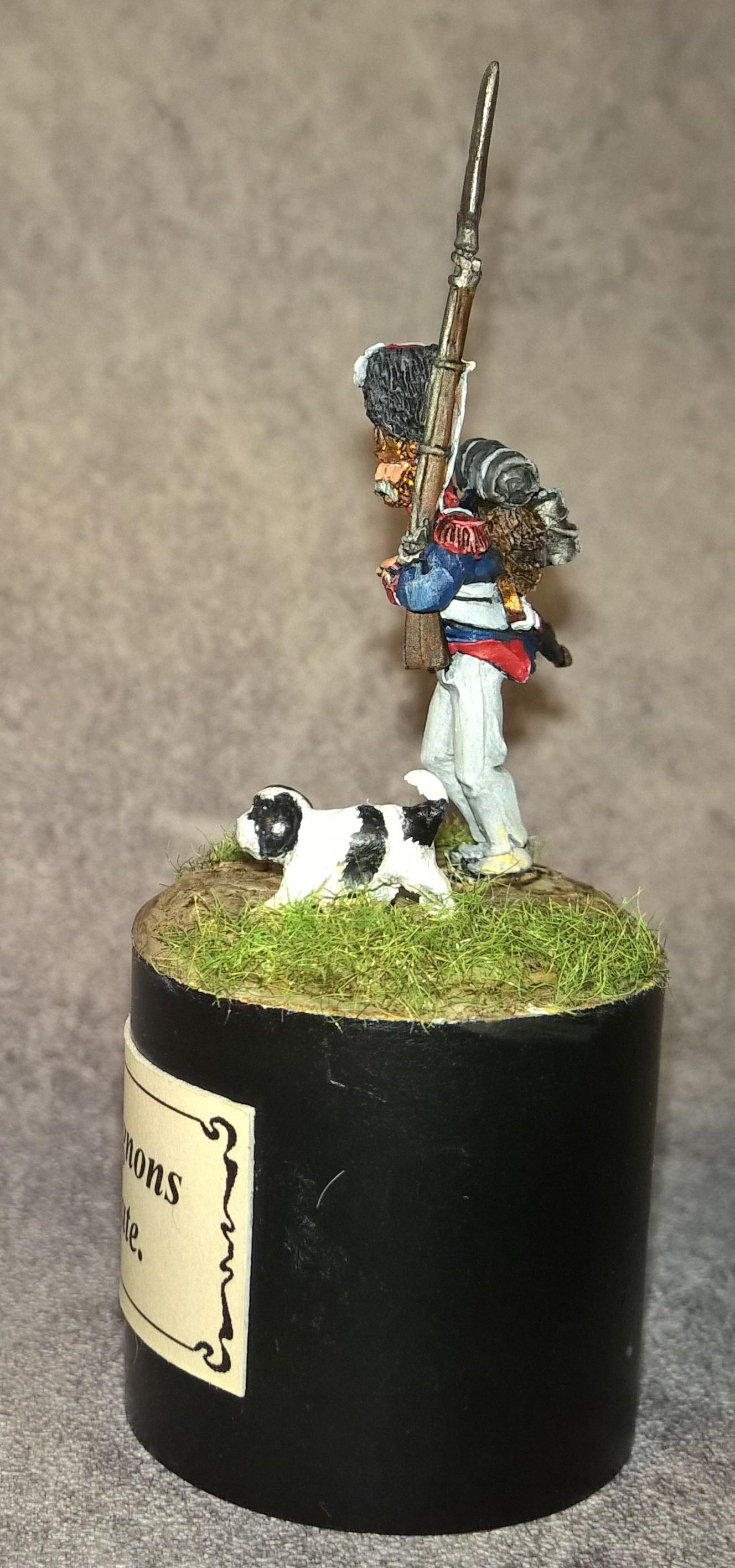 7ème régiment d infanterie légère - 1812 - Petite surprise ! 291239Grognardetchien4