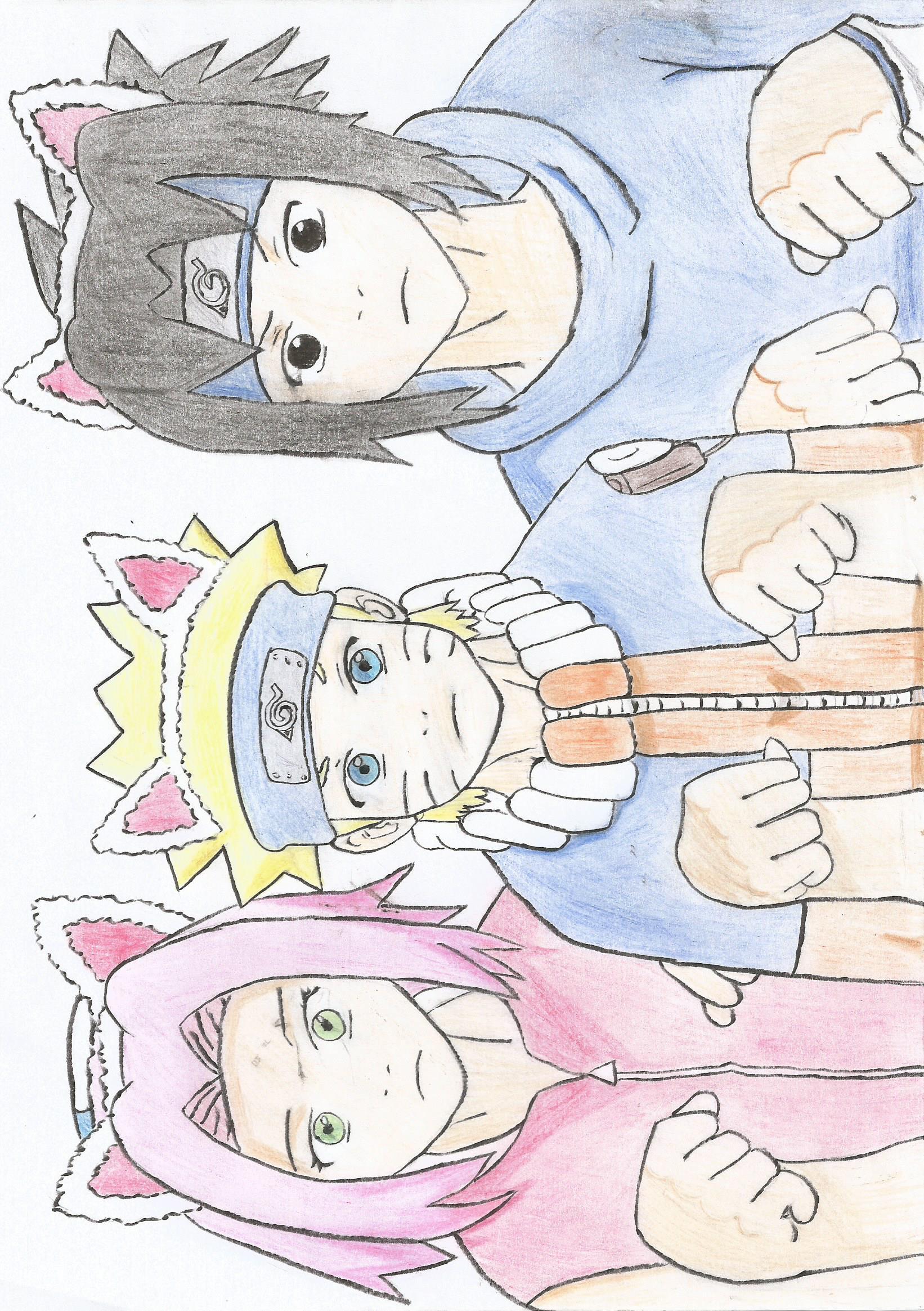 [Concours] Dessine ton Naruto et pars au Japon ! 291471Dessinnarutokanaconcours
