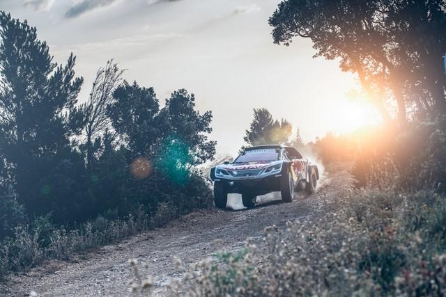 « Maximum Attact » Pour Peugeot, Avec Le Lancement De La 3008DKR MAXI 29173359529aabb0704