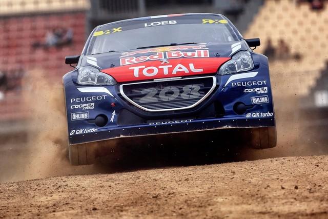 Rallycross - 8ème podium pour la PEUGEOT 208 WRX en WorldRX / Kevin Hansen Champion d'Europe ! 292112wrx201609170001